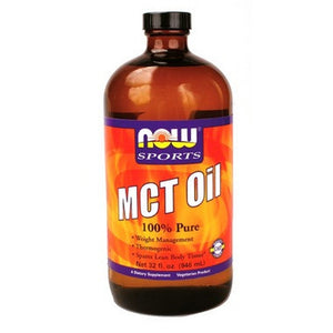 NOW Sports MCT Oil 500ml & 946ml