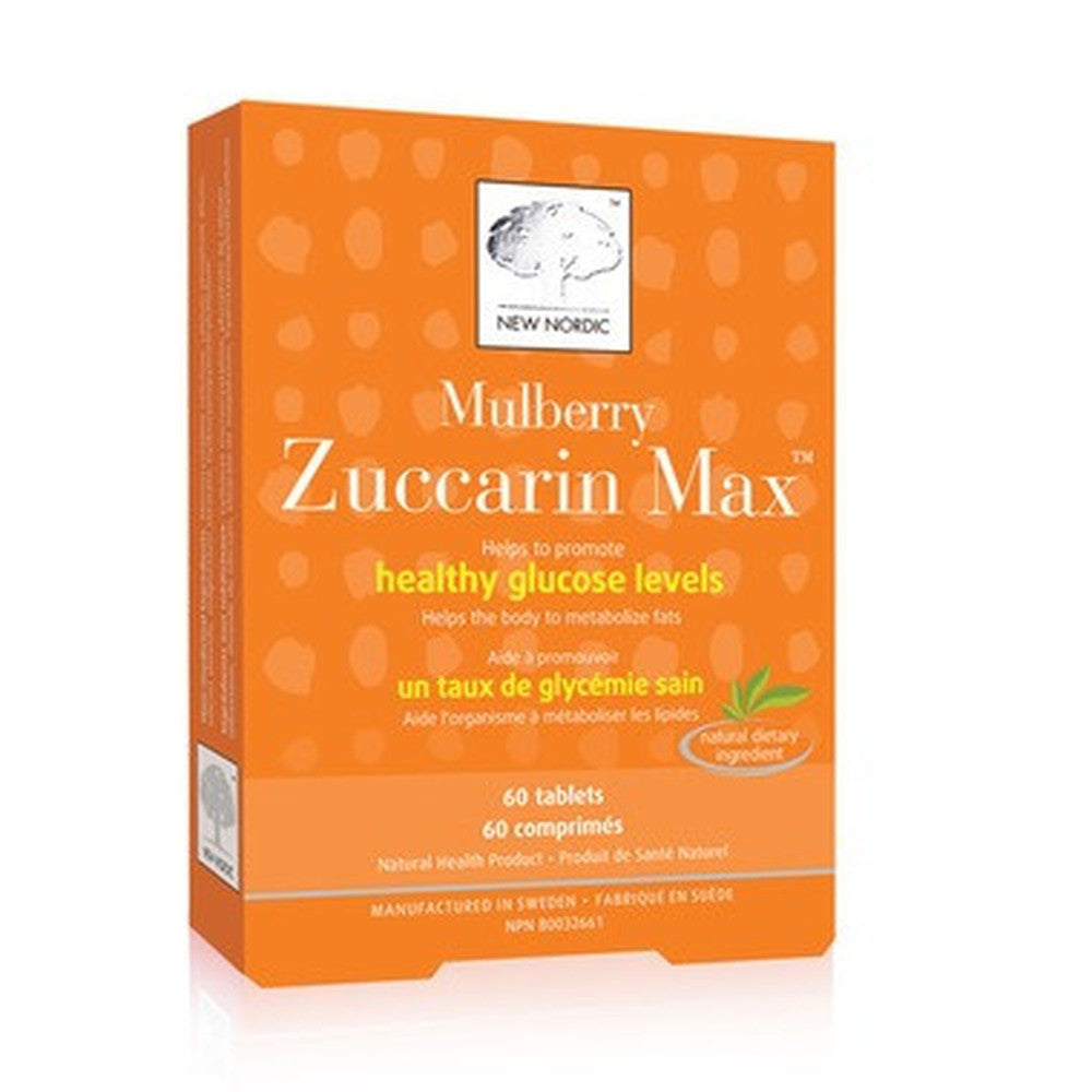 New Nordic Mulberry Zuccarin Max 60 Tabs