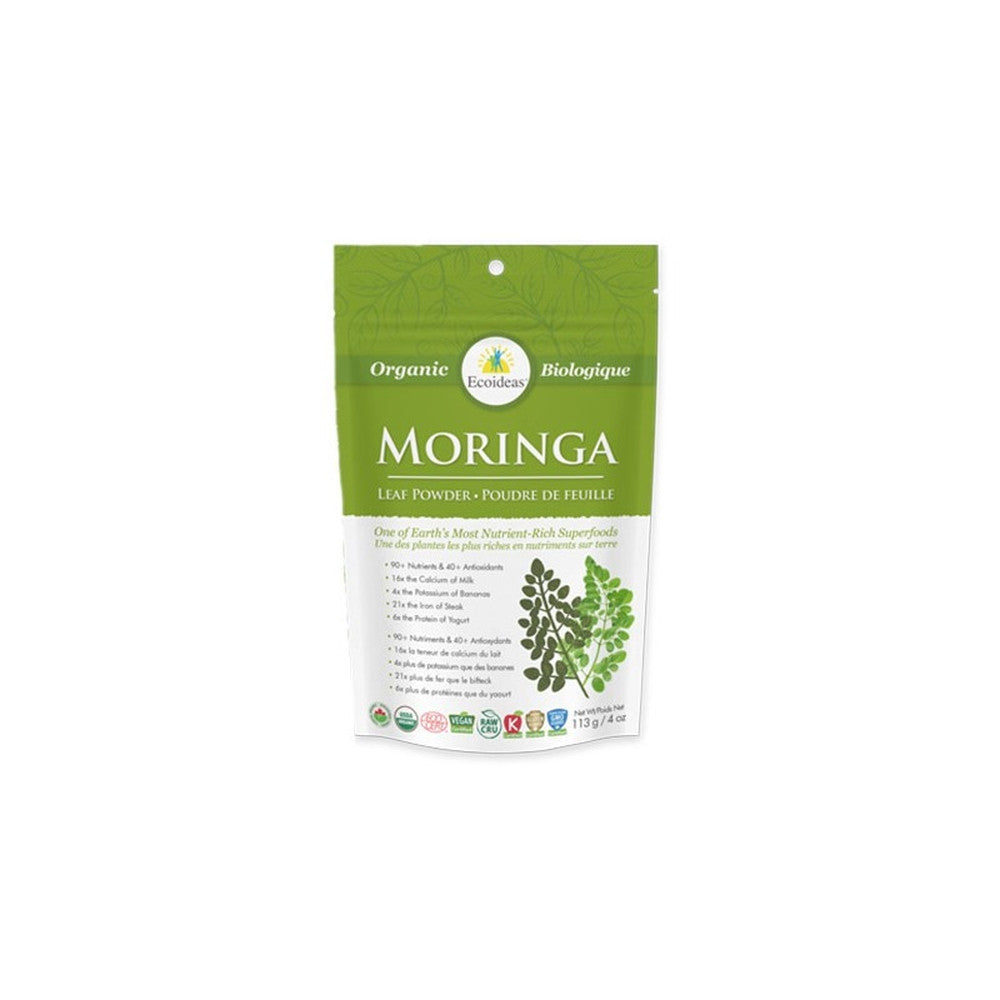 Eco Ideas Moringawise Powder 113G