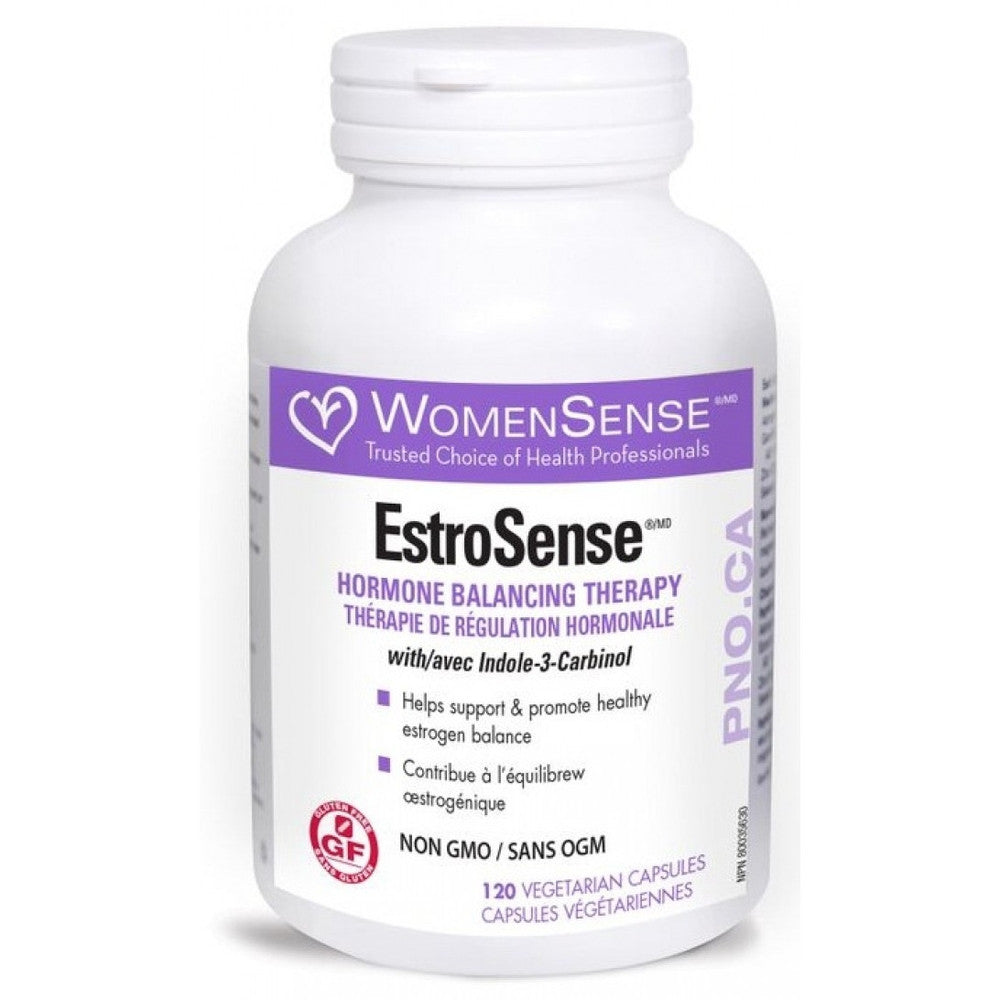 Preferred Nutrition WomenSense, EstroSense, Hormone Balance 120 Caps