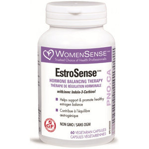Preferred Nutrition, WomenSense, EstroSense, Hormone Balance 60 Veggie Caps