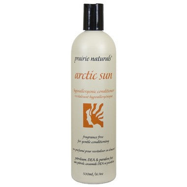 Prairie Naturals Arctic Sun Hypoallergic Conditioner 500ML