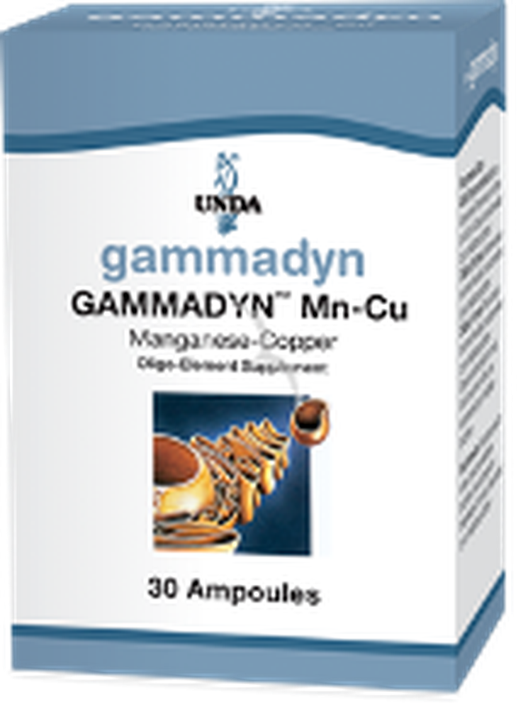 UNDA Gammadyn Mn-Cu With Magnasium and Copper