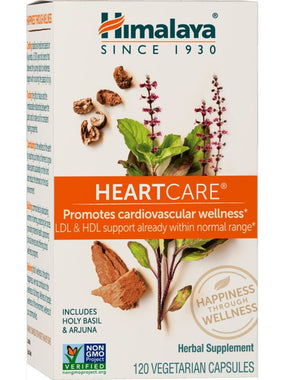 Himalaya HeartCare 120vcaps
