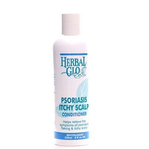 Herbal Glo Advanced Formule Psoriasis & Itchy Scalp Relief Conditioner, 250ML