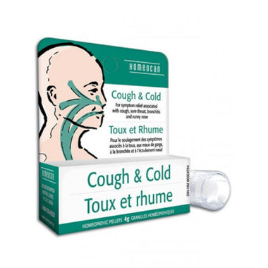 Homeocan Cough & Cold 4 g