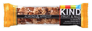 Almond&Apricot Nut Bar 40g.