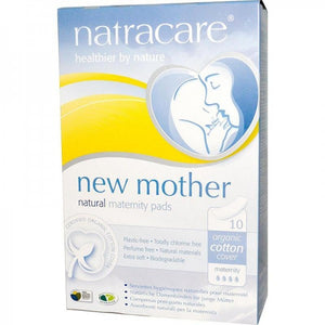 Natra Care Maternity Pads 10 Pads