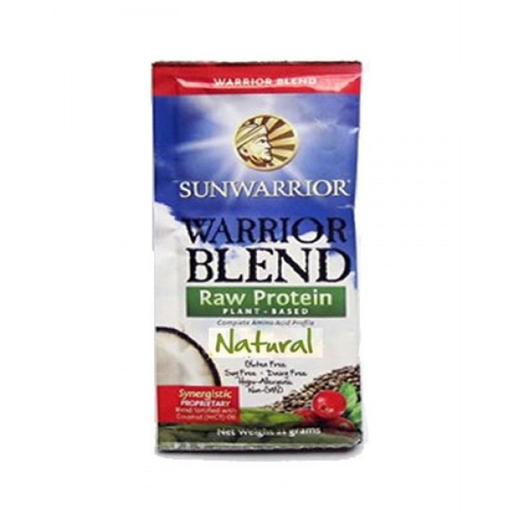 SunWarrior Warrior Blend Unflavoured 750gms