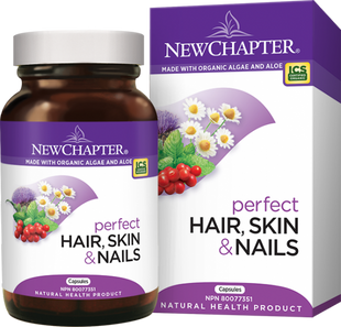 New Chapter Perfect Hair, Skin & Nails