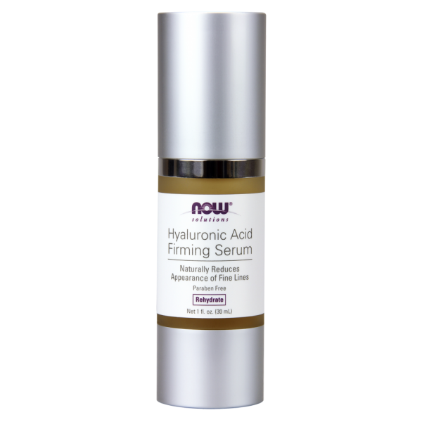 NOW Hyaluronic Anti Aging Firming Serum 30 ml