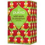 Pukka Teas Wild Apple& Cinnamo