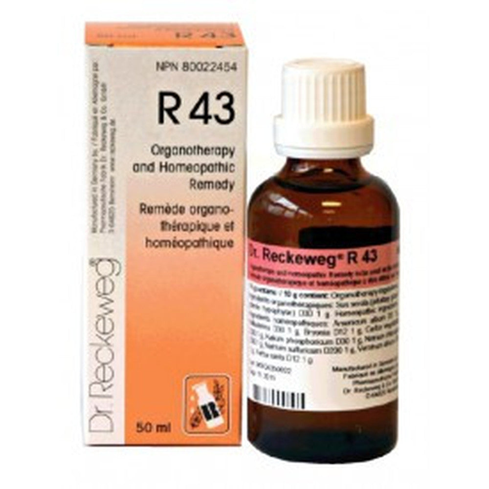 Dr. Reckeweg R43 50ML