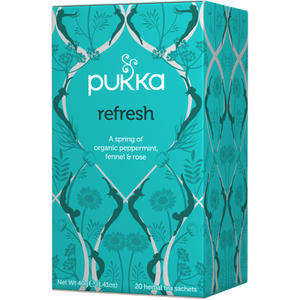 Pukka Refresh Tea