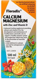 SALUS Calcium Magnesium with Zinc & Vit D 500 ml