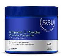 Sisu Buffered C Powder 200g