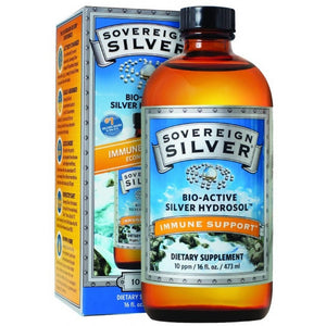 Sovereign Silver 473mL Silver Hydrosol