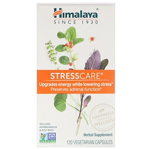 Himalaya Herbal Healthcare, StressCare, 120 Veggie Caps