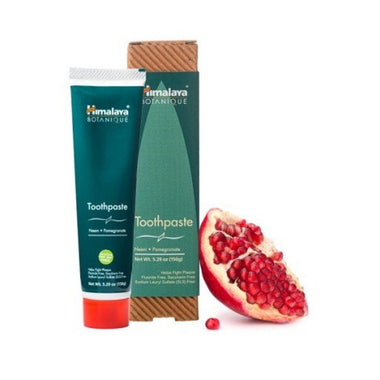 Himalaya Herbal Healthcare Neem & Pomegranate Toothpaste 150G