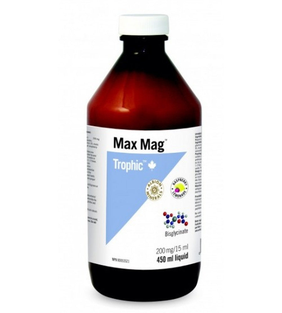 Trophic Max Mag Mineral Supplement 450ML