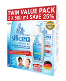 NAKA Silicea Gel Twin value Pack 2X500ML