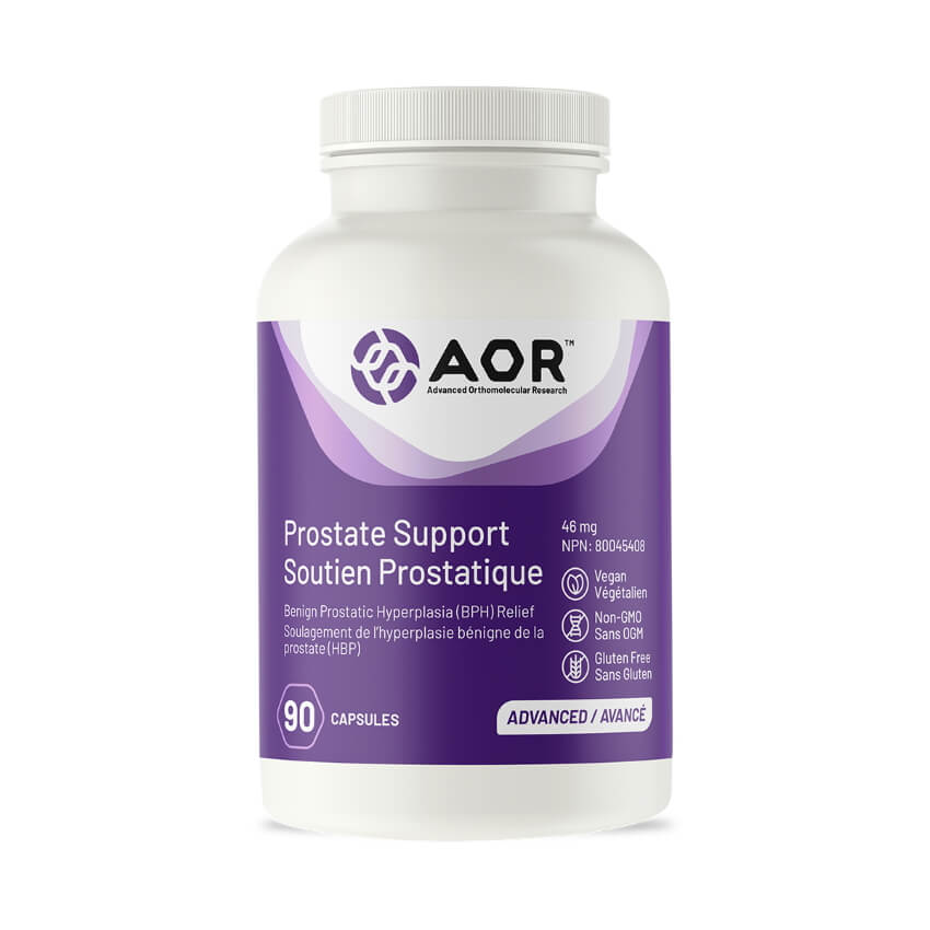 AOR Prostate Support 90 Caps - formerly known as Prostaphil-2™