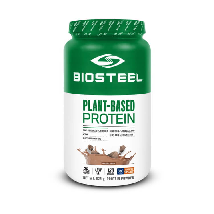 BioSteel Vegan Plant-Based Protein Chocolate 825g