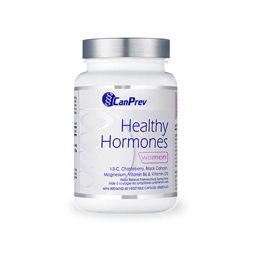 CanPrev Healthy Hormones 60 Vegetable Capsules