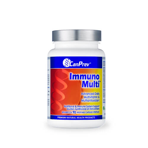 CanPrev Immuno Multi 90 Vegetable Capsules