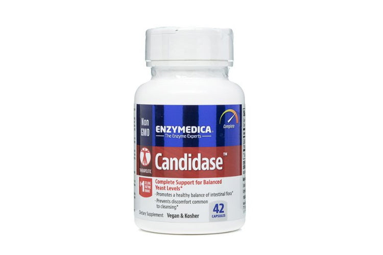Enzymedica EZ Balance (formerly Candidase) 42 Caps