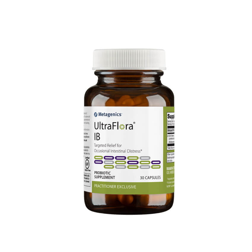 Metagenics UltraFlora IB 30 Capsules