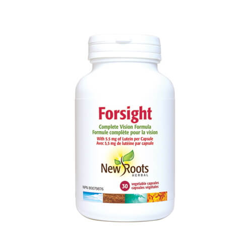New Roots ForSight 30 Vegetable Capsules