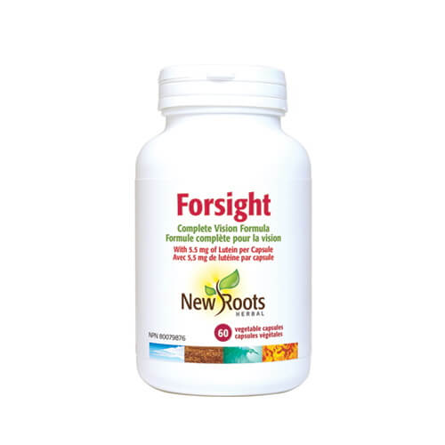 New Roots ForSight 60 Vegetable Capsules