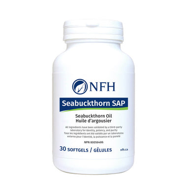 NFH Seabuckthorn SAP 30 Softgels