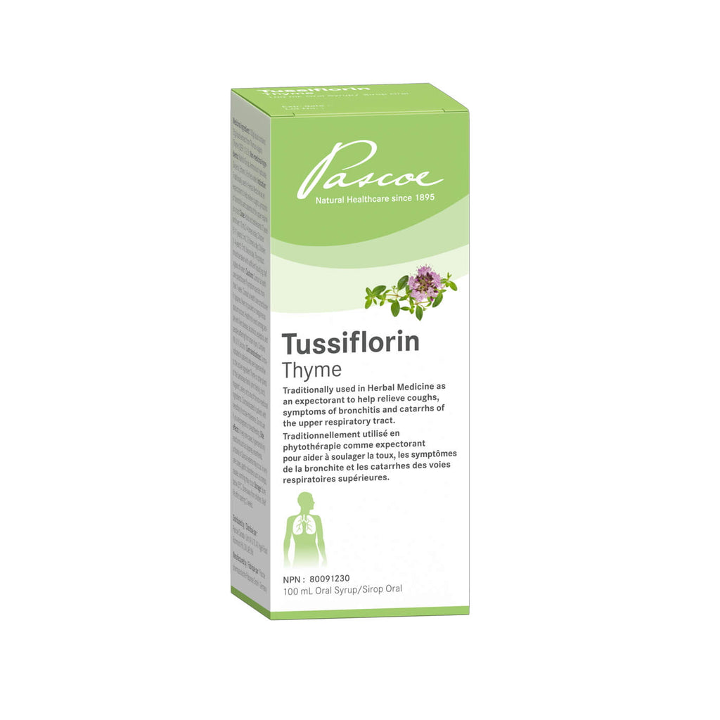 Pascoe Tussiflorin Thyme 100mL Oral Syrup