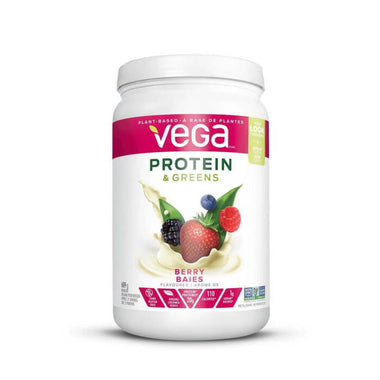 Vega Protein & Greens Berry 609g Drink Mix