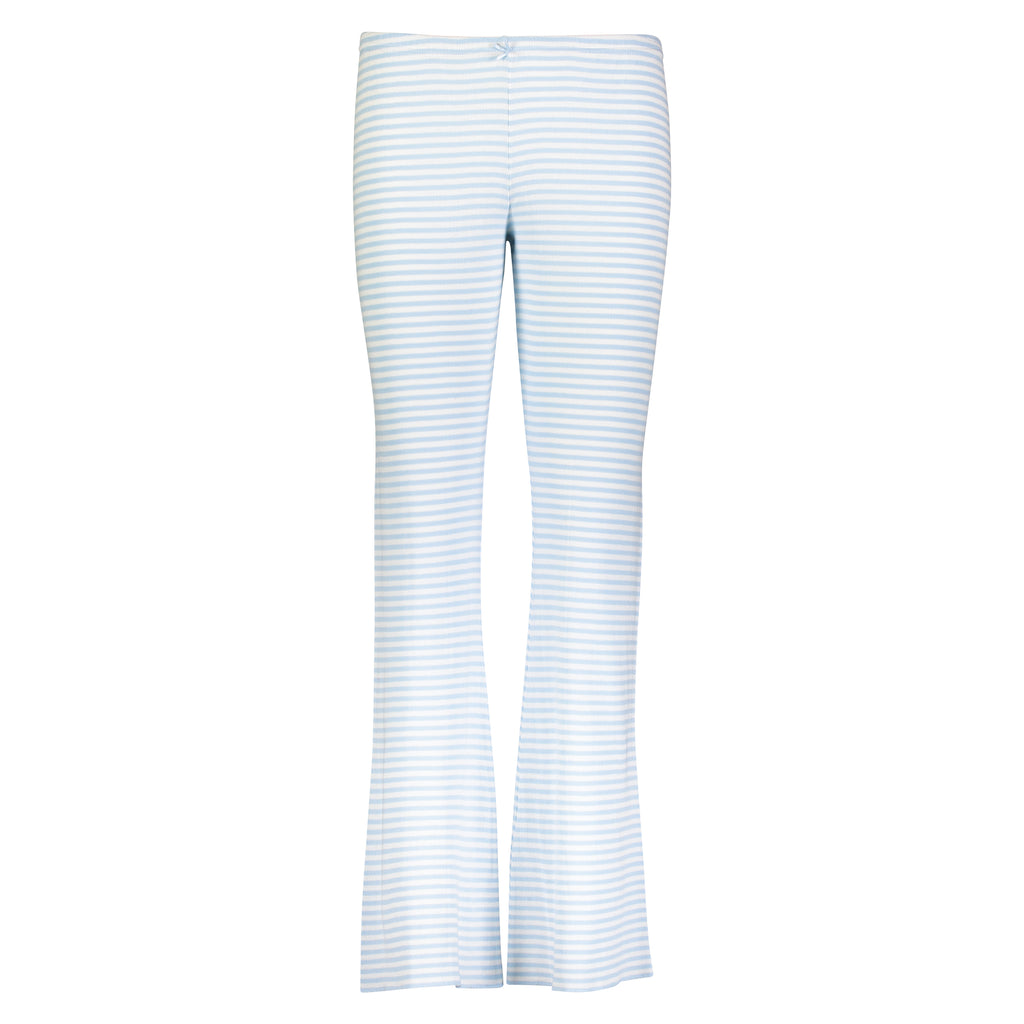 Polkadot STRIPE PANT Lt Blue Sailor Stripe