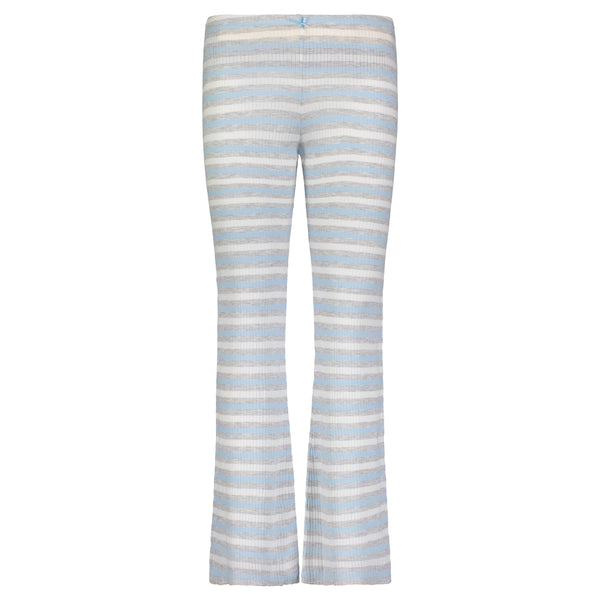 Polkadot PANT Blue Lee Rib Stripe