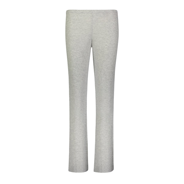 Polkadot RIB PANT Heather Grey
