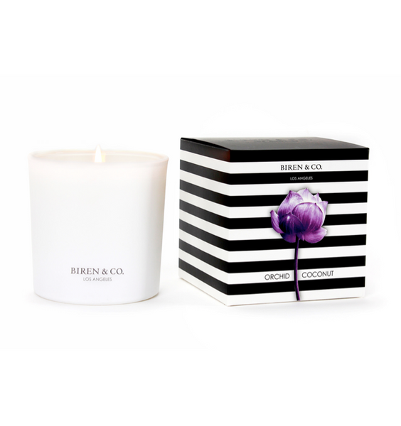 BIREN & CO CANDLE