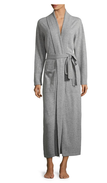 Arlotta Long  Cashmere Robe