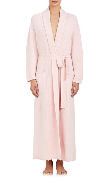 Arlotta Heavy Gauge Long Cashmere Robe