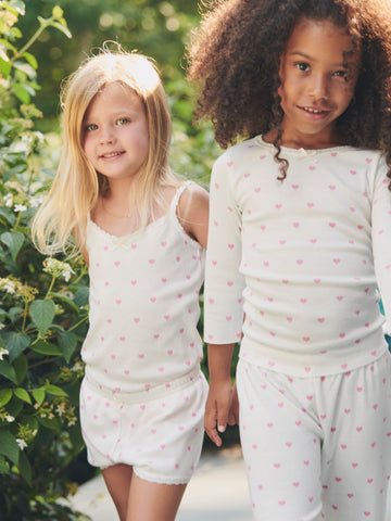 GIRLS POLKADOT PRINTS