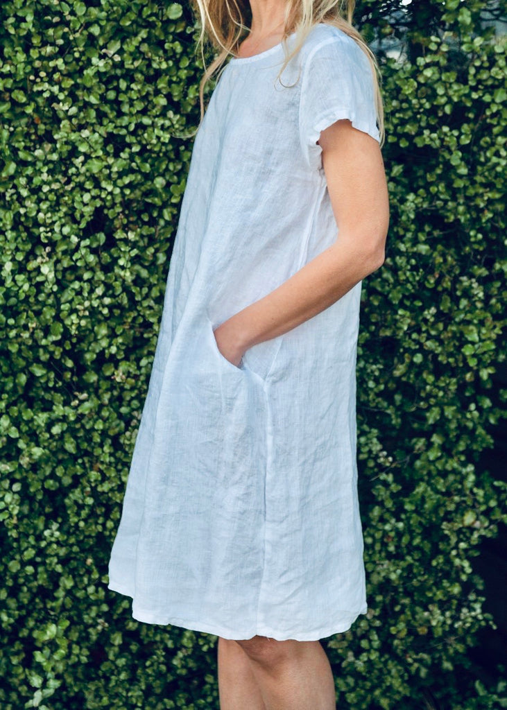 CP SHADES~ Esme linen dress