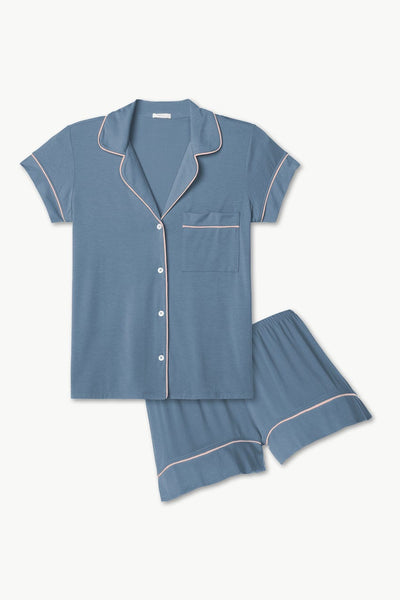 EBERJEY Gisele Short 2 pc PJ Set