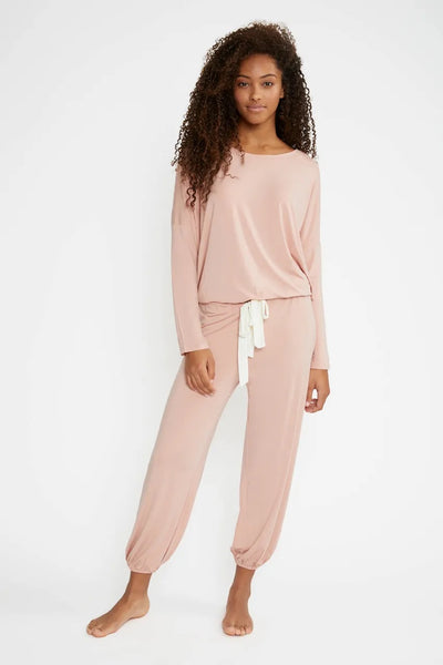 EBERJEY ~ Gisele slouchy solid 2 pc set