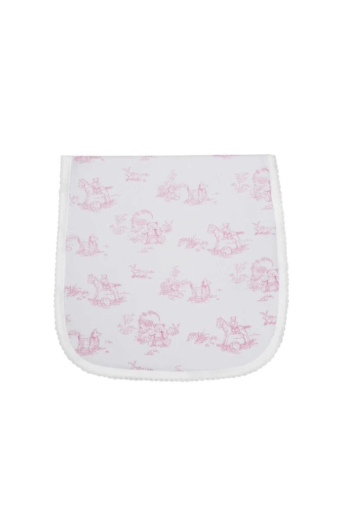 NELLAPIMA~ Toile burp cloth