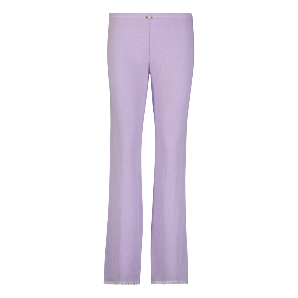 *Polkadot USA Womens Lilac Long Pant*