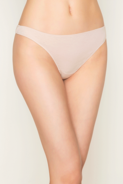 ONLY HEARTS ~ organic cotton thong