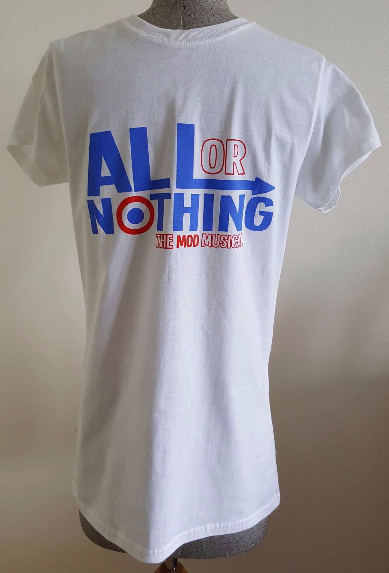 Tee Shirt All or Nothing